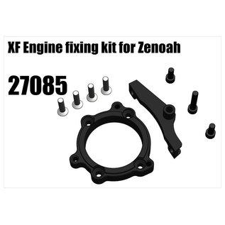 RS5 Modelsport XF Engine fixing kit for Zenoah
