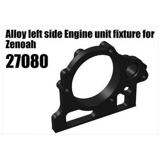 RS5 Modelsport Alloy left side Engine unit fixture for Zenoah
