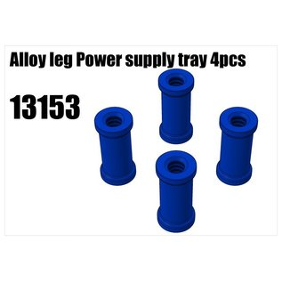 RS5 Modelsport Alloy leg Power supply tray 4pcs