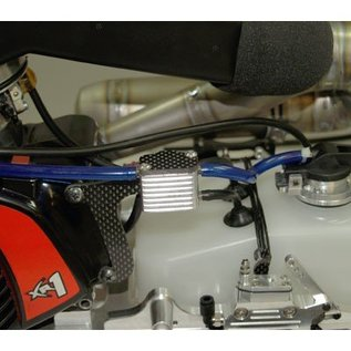 HARM Racing Tank overflow protection system