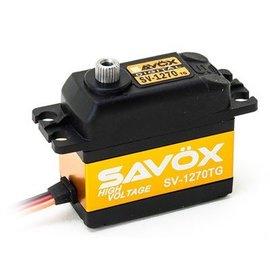 Savöx SV-1270TG Digital Coreless High Voltage