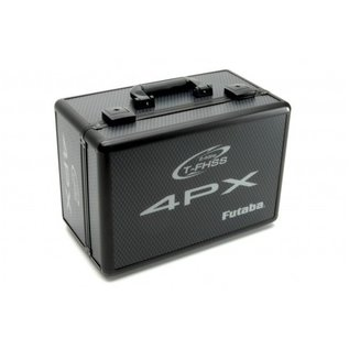 Futaba 4PX transmittercase