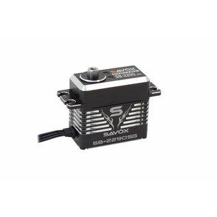 Savöx SB-2290SG hoogspanning / borstelloze digitale servo