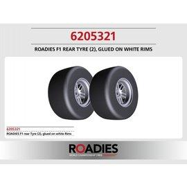 Roadies F1 Slick Tyre (Compound F1) rear