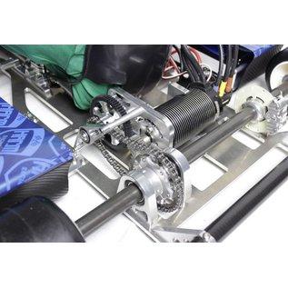 HARM Racing Kart RK-1E e-Drive chassis kit