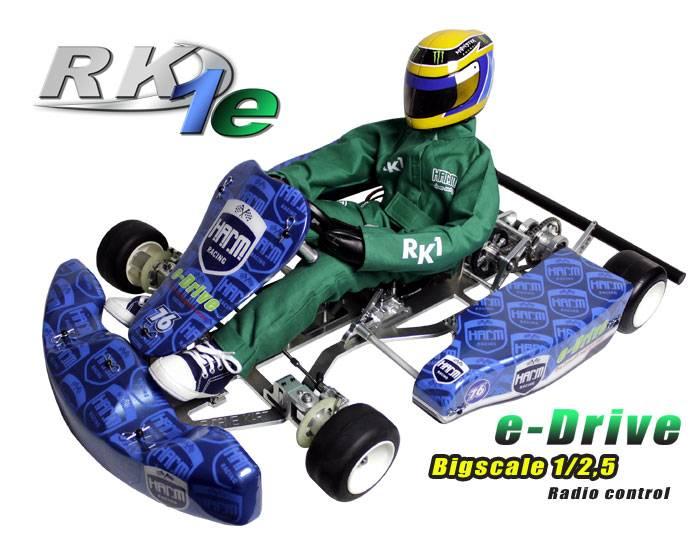 HARM RK1 Racing Kart