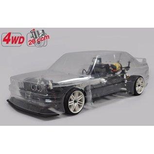 FG modellsport Sportsline 4WD-510 BMW E30 - M3, 4WD
