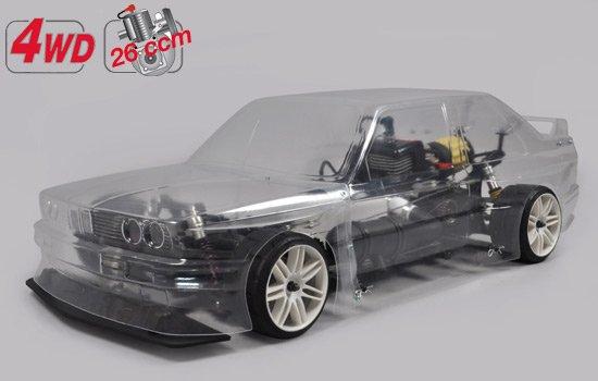 Fg Modellsport Sportsline 4wd 510 Bmw E30 M3 4wd