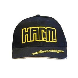 HARM Racing Schirmmütze H.A.R.M. Racing, blau