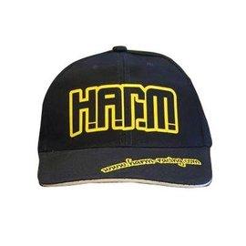 HARM Racing Team-cap H.A.R.M. Racing, blue