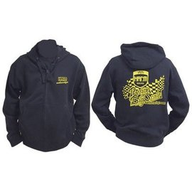 HARM Racing Team zip Hoodie