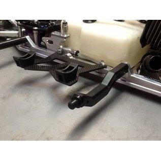 Mielke Modelltechnik Spezial Karosserie Halter für Mecatech FW01