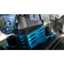 Abbate Racing Aluminium isolator met pakkingset