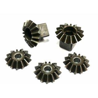 SCS M2 Diff gear set complete (PL2)