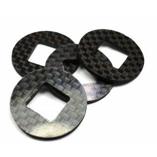 SCS M2 Diff-Shim Carbon 23mm (PL2)