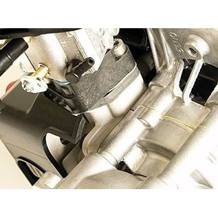 HARM Racing Carbon isolator 5 mm elevation, set