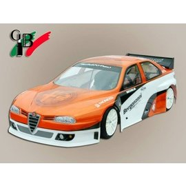 Bergonzoni Alfa 156 GTA body