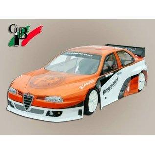 Bergonzoni Alfa 156 GTA Karosserie 1,0mm Raceversion