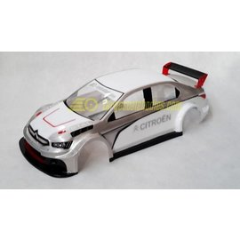 Largescalebodies.com Citroen C-Elisee WTCC 2014 body