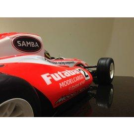 Samba 'MOCA' F1 bodyshell