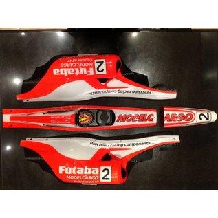 Samba 'MOCA' Formule 1 body