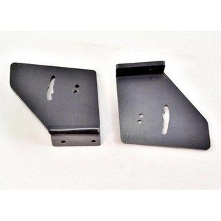 SCS M2 Plastic support R+L for rear spoiler