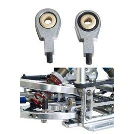 HARM Racing Tuning stabilisatorhouder 5mm kit (07 - 013)