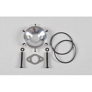 FG modellsport Aluminium adapter for FG airbox