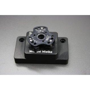Mielke Modelltechnik Klemstandaard voor alle Power Gear Shift koppelingen