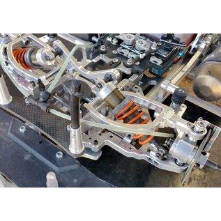 HARM Racing Tuning- schokdempersteun voor met draagarmen SET, SX-5 / EX-5 / SX-4