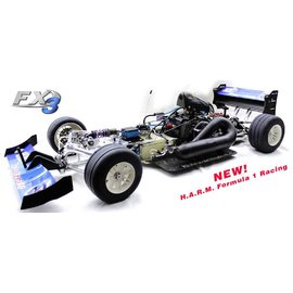 HARM Racing FX-3 Formula 1 chassis