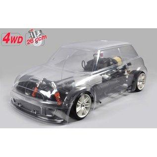 FG modellsport Mini Coope Sportsline 4WD-510
