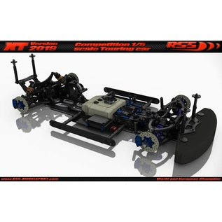 RS5 Modelsport XT 2019 Touring Car Chassis kit