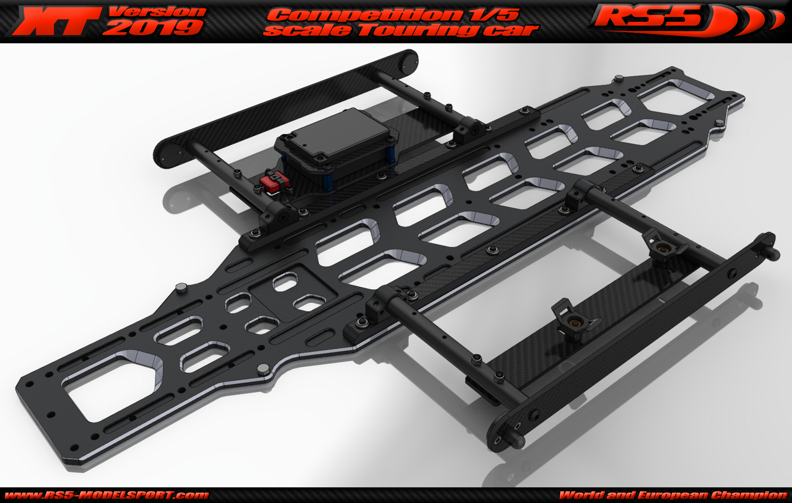 RS5-XT2019 chassis