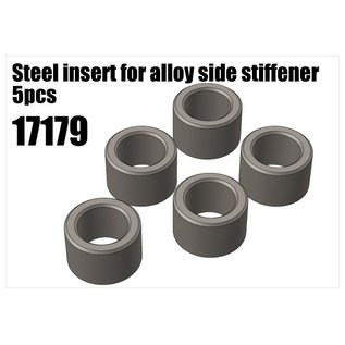 RS5 Modelsport Steel insert for alloy side stiffener 5pcs