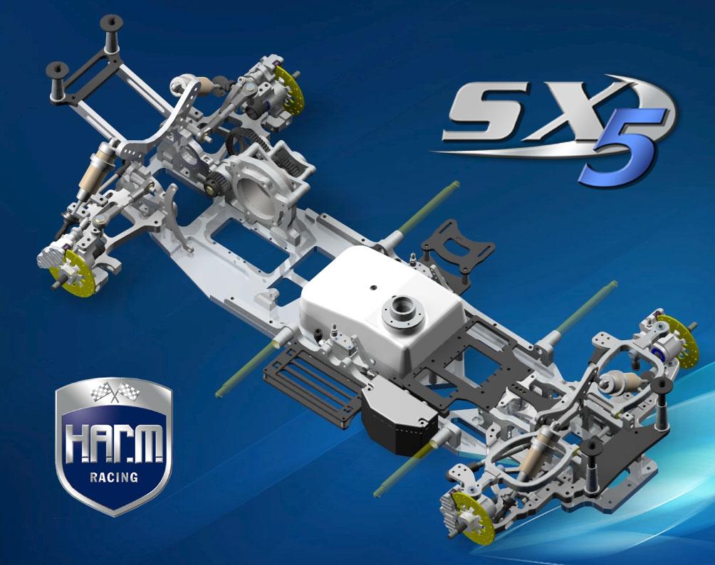 Conversion kit SX-4 to SX-5
