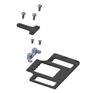 HARM Racing 2019 - Conversion kit servo-saver support rear SX-4 / SX-5