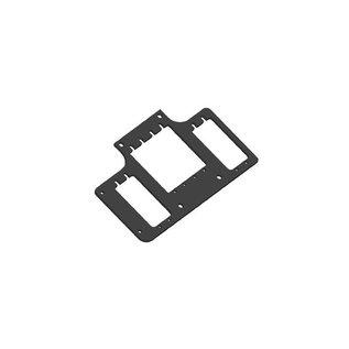 HARM Racing 2019 Carbon Radioplaat SX-4 / SX-5 2, kleine stuurservo's (535 mm wielbasis)