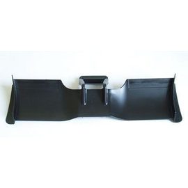 RS5 Modelsport F1 front spoiler black