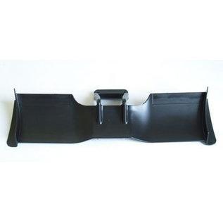 RS5 Modelsport F1 front spoiler black