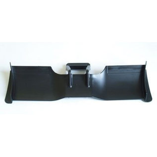 RS5 Modelsport F1 front spoiler zwart