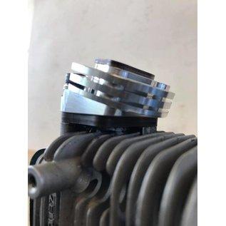 HR Creations Spezial gewinkelte Isolator mit Kühlrippen
