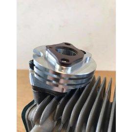 HR Creations Aluminium tuning isolator schuin met koelribben