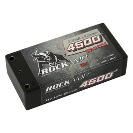 LiPo Akku HV 4500mAh 2s Competition Shorty