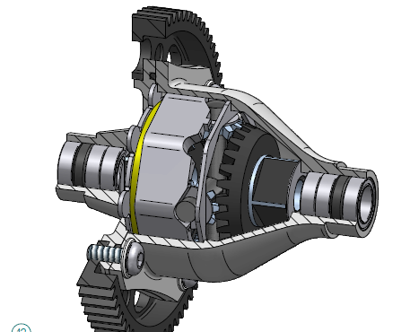 Lightscale STX differentieel