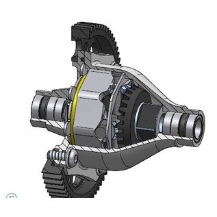Lightscale STX Differenzial