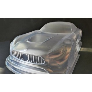 SCS M2 ST One GT3 body, clear