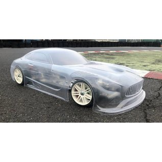 SCS M2 ST One GT3 body