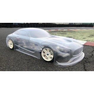SCS M2 ST One GT3 Karosse, glasklar