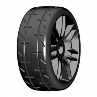 GRP T01 REVO - S3 Soft - Mounted on New Spoked Wheel - 1 Pair
